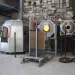 Atelier de soufflage de verre